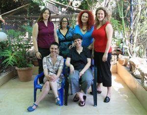 נשים לגופן נבחרות לתואר Women's Health Hero