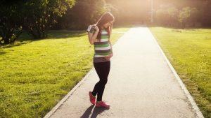 פעילות גופנית בהיריון